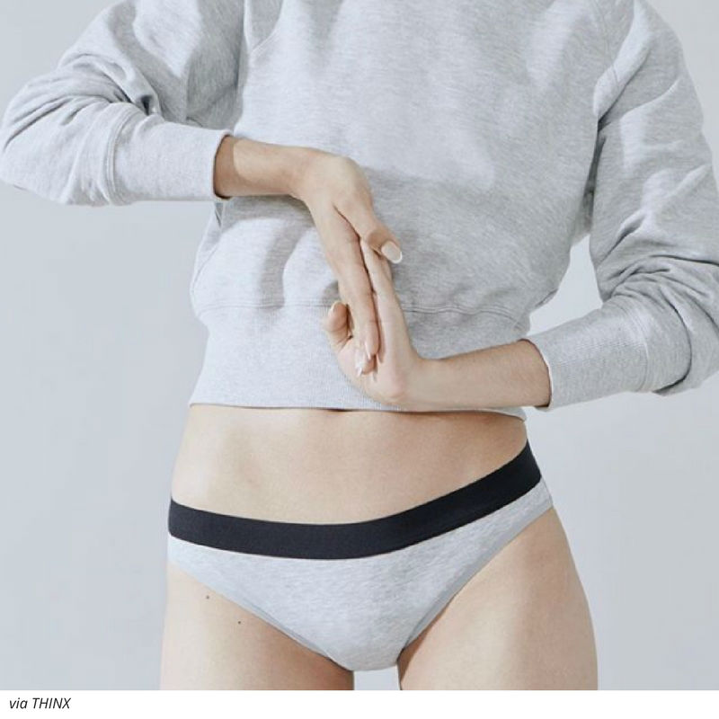 Organic Cotton Underwear Round up Good for The Planet and Your Lady Bits 1