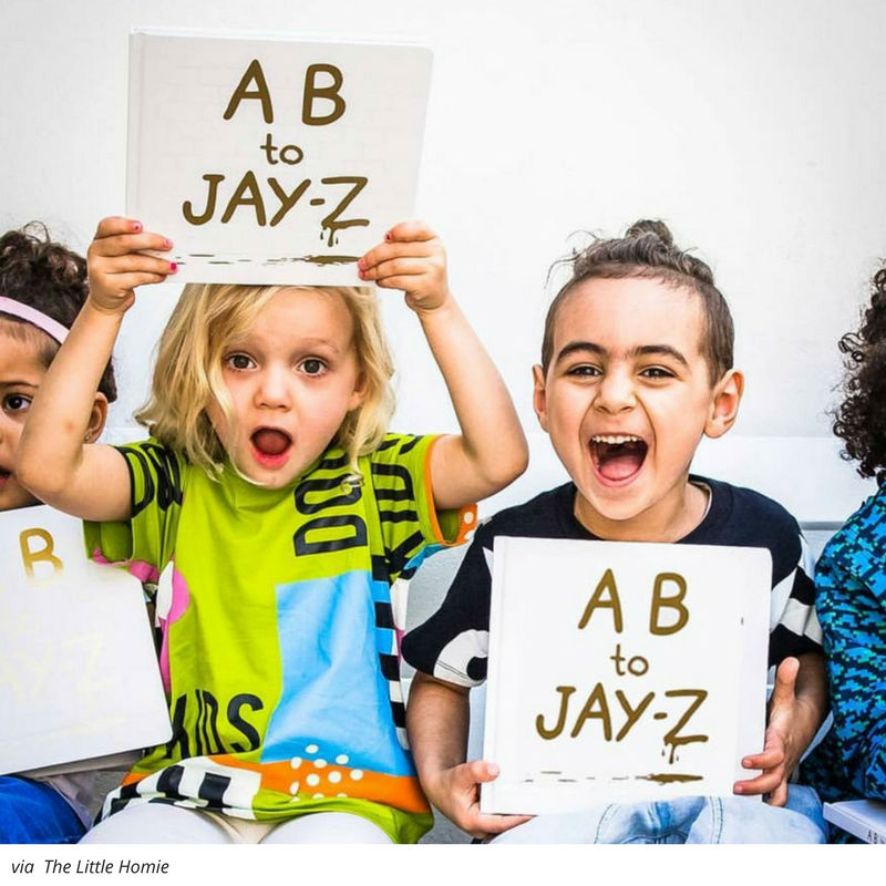 HIP HOP INIPIRED ABCS AND 1-2-3s FOR YOUR LITTLE