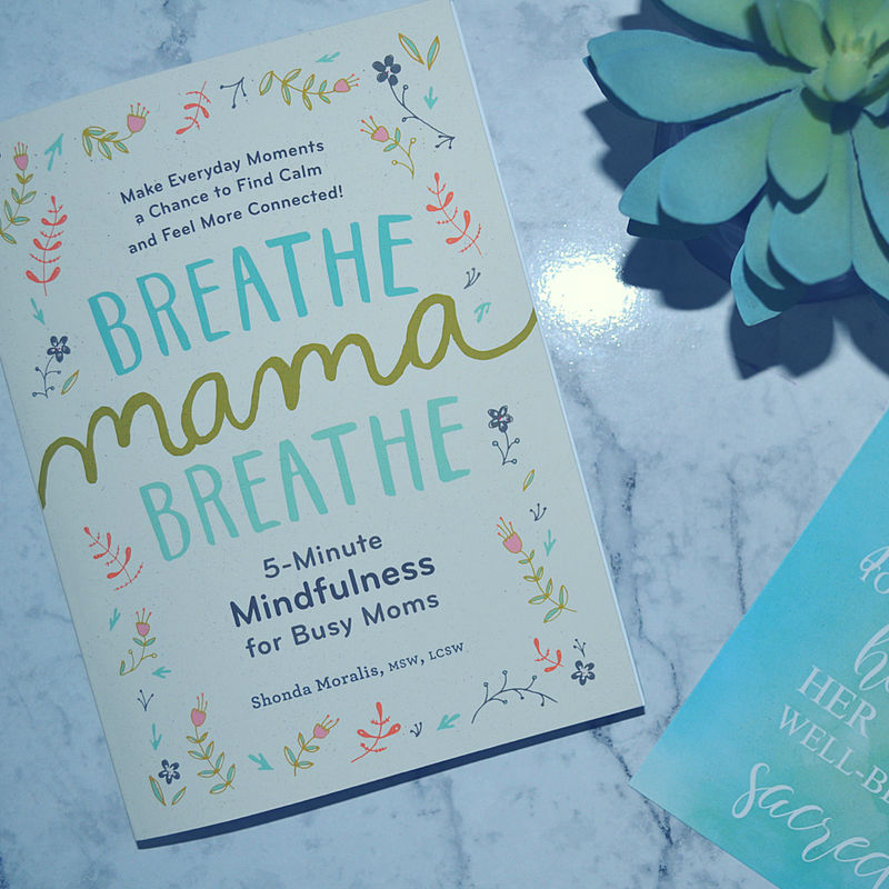 A NEW MONTHLY SELF-CARE BOOK BOX IS HERE MAMA 1