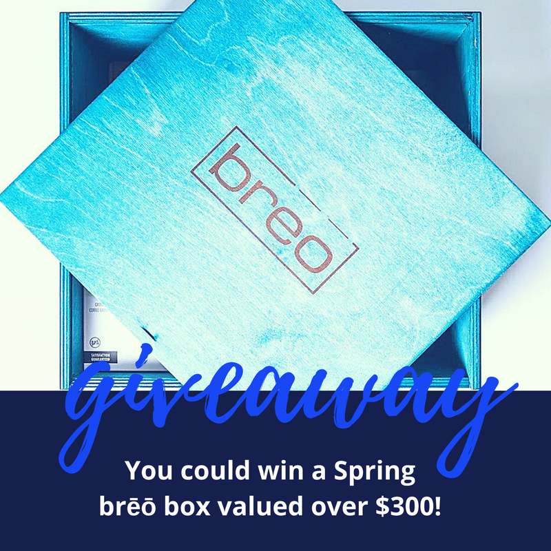 High-end and Boutique Products from brēōbox (+ Giveaway!)