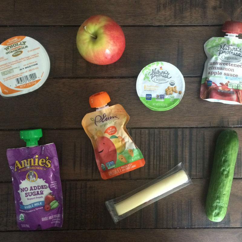 I've planned healthy road trip snacks for our next getaway. Here's how you can feed your entire family easy, healthy snacks for your next road trip.