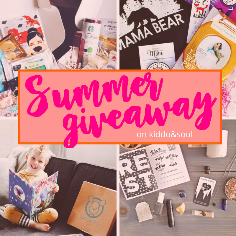 Who's ready for this huge summer giveaway? 13 prizes and 13 winners to be had