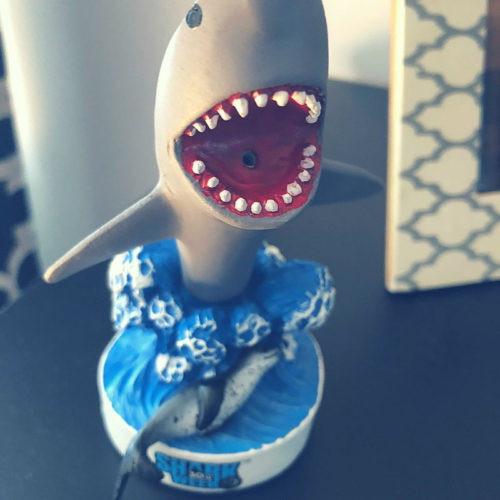 THE OFFICIAL SHARK WEEK BOX IS HERE (CUE JAWS THEME)