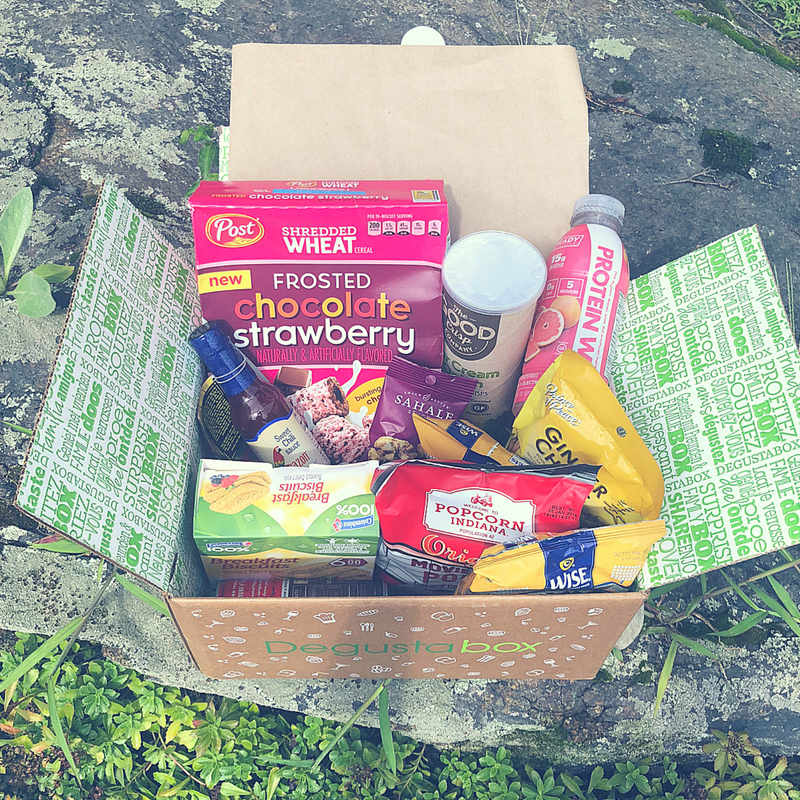 A Monthly Snack Subscription Box filled with Treats to Taste PINTEREST