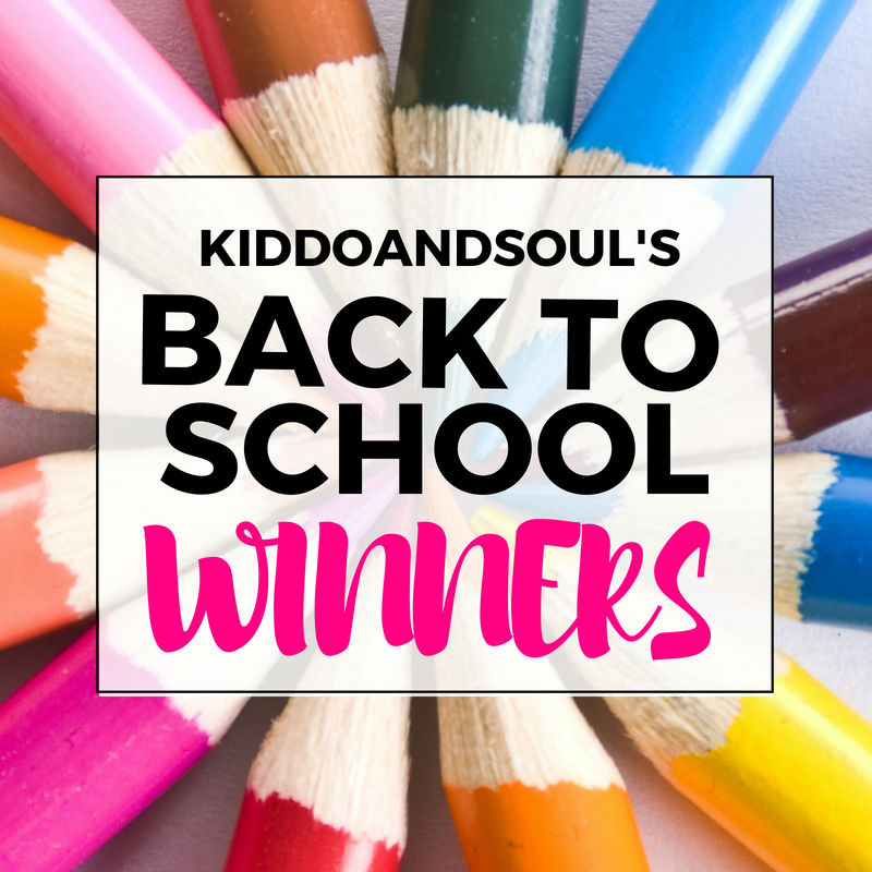 Celebrating Kids and Parents with the Back to School Giveaway 1