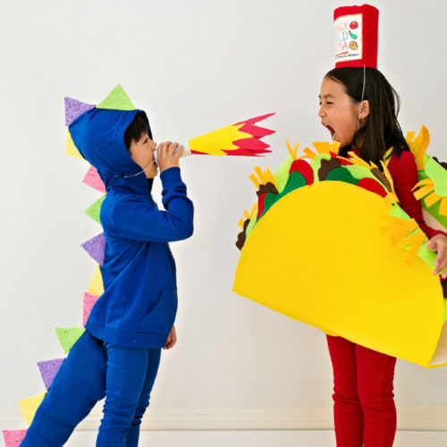 26 Halloween costume ideas for kids easy to buy or DIY