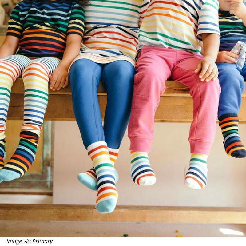 Colorful clothes for kids and babes all under 20 bucks