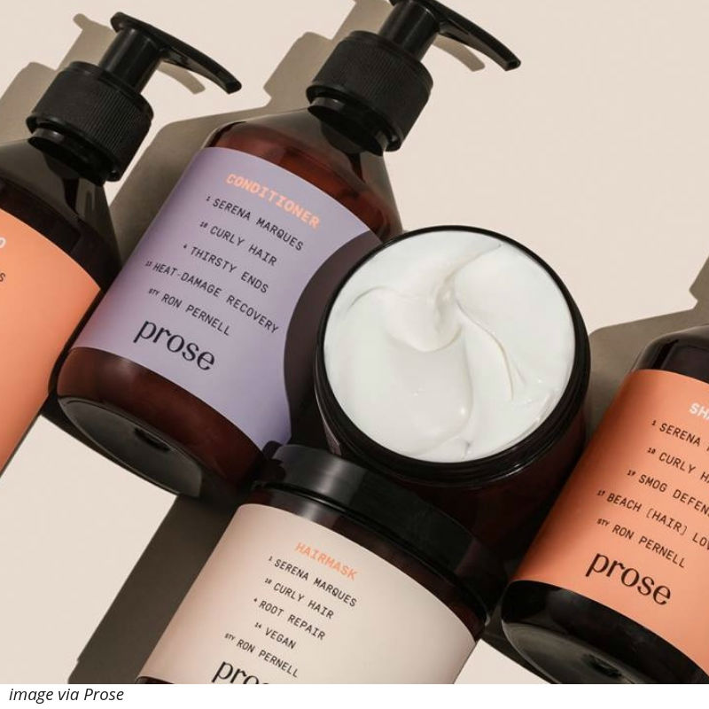 Is personalized hair care really a thing for regular people like you and I_