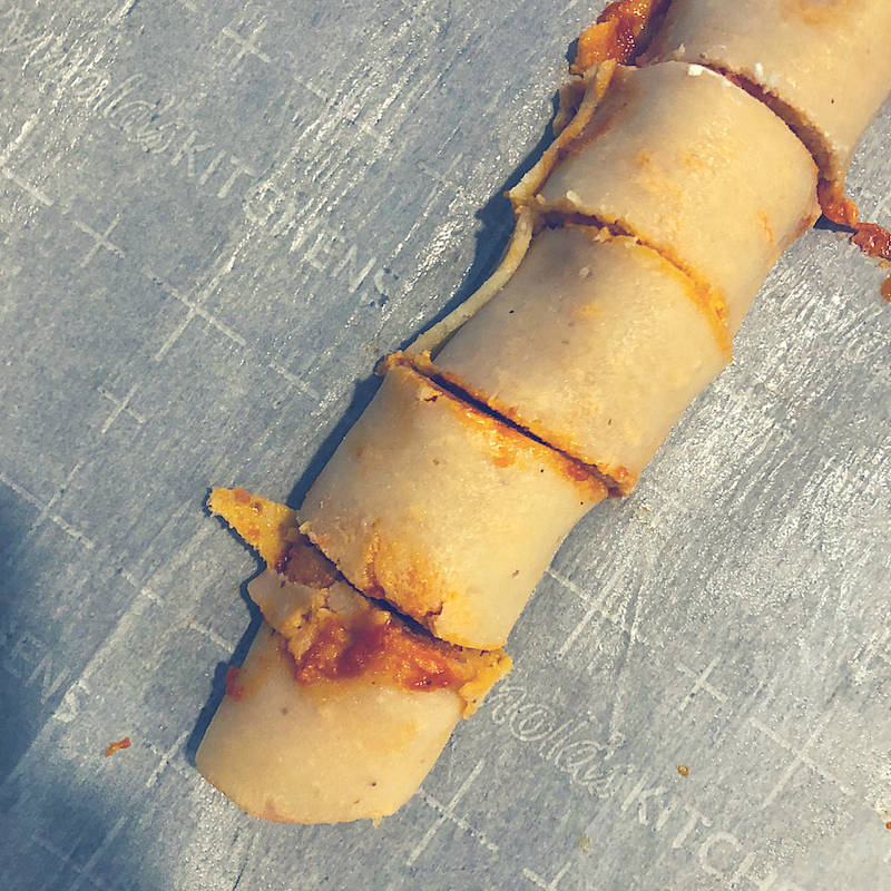 Low Carb Pizza Roll Ups in 35 minutes or less
