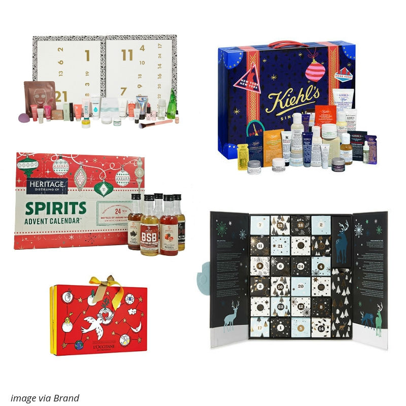 40 awesome Advent calendars for kids and grown ups Beauty Booze and Babes
