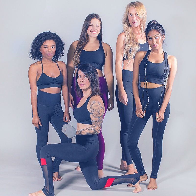 Alana Athletica is the worlds first social impact activewear brand and Im all about it