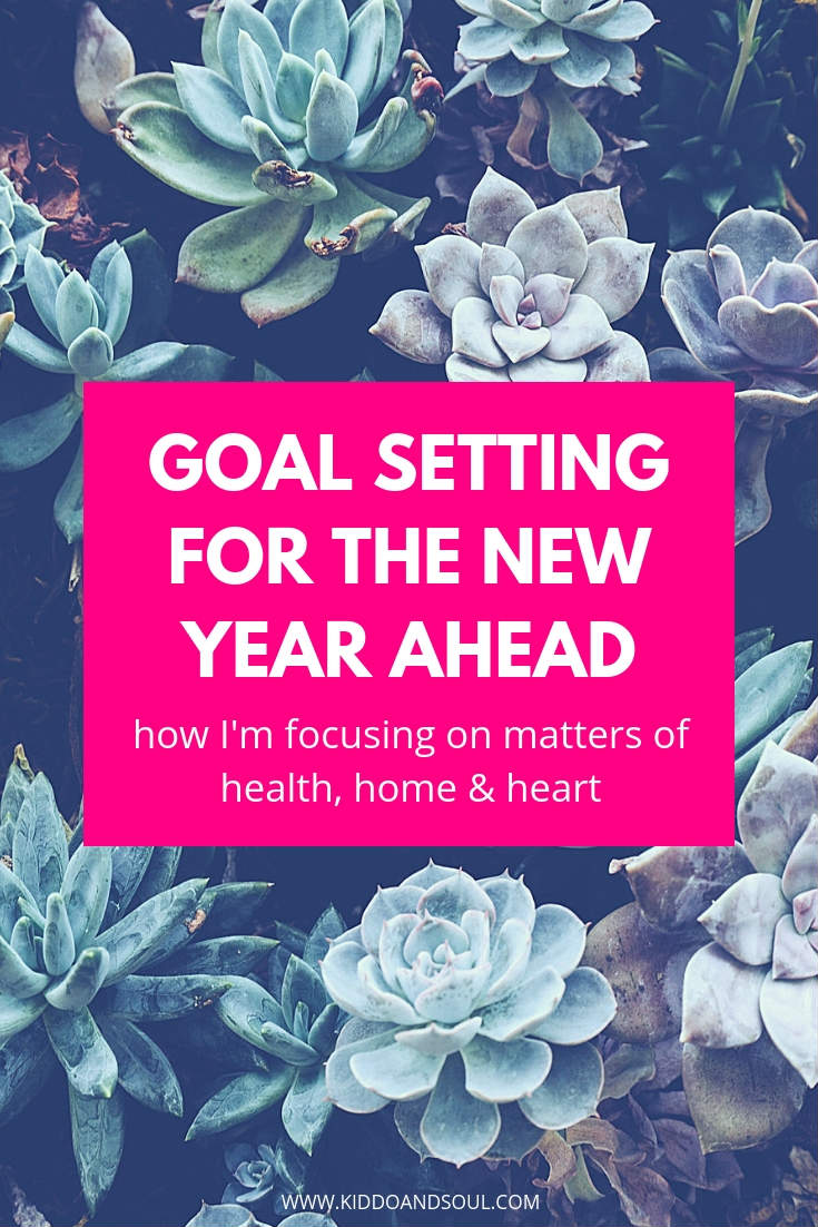 Its the new year and I'm goal setting like its my J-O-B.  Here are a few things I'm doing to heal my health, home and heart this coming year.  #goalsetting #goals #resolution #newyear #newyearsresolution #momgoals #workingmom #selfcare #mom #momlife #parenting #parentinggoals #health #weightlossjourney #weightloss #healthylife #workinngout #exercise #diet #bosslady #readinglist #booklover