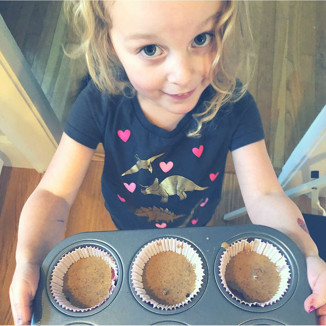 Easy Kids Treat No bake 3-Ingredient Almond Butter and Jelly Cups