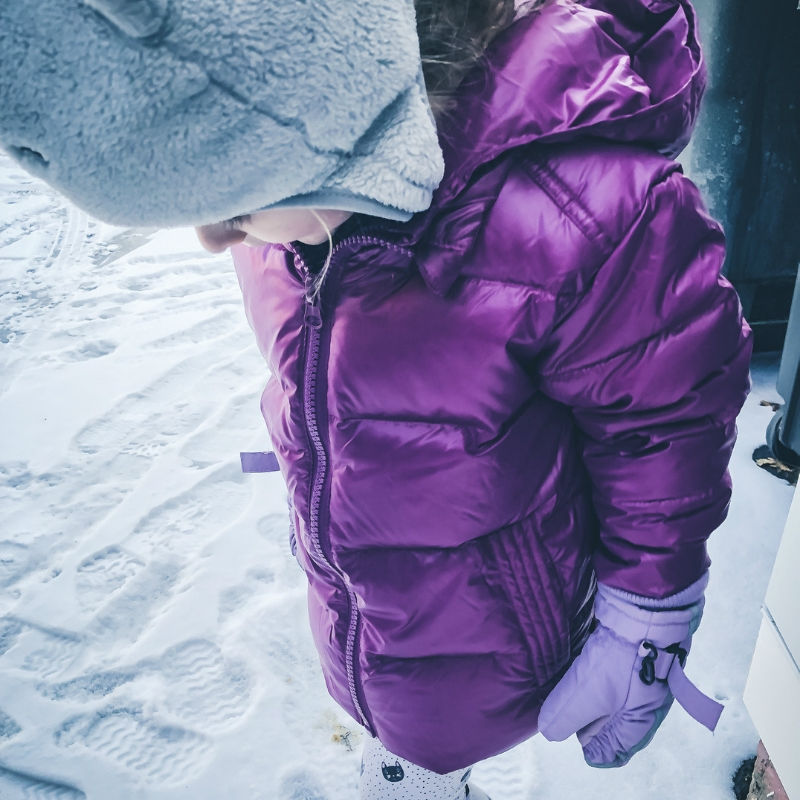 FINALLY A coat that keeps your kiddo warm and safe in the car seat