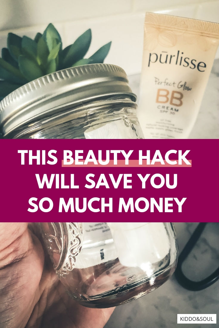 This one beauty hack will save you somuchmoney this year