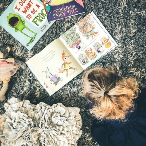We unboxed the most adorable kids book subscription