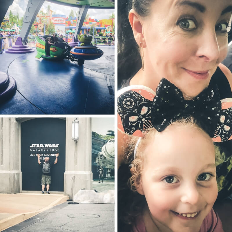 Our Disney Itinerary! 3 day Disney Touring Plan