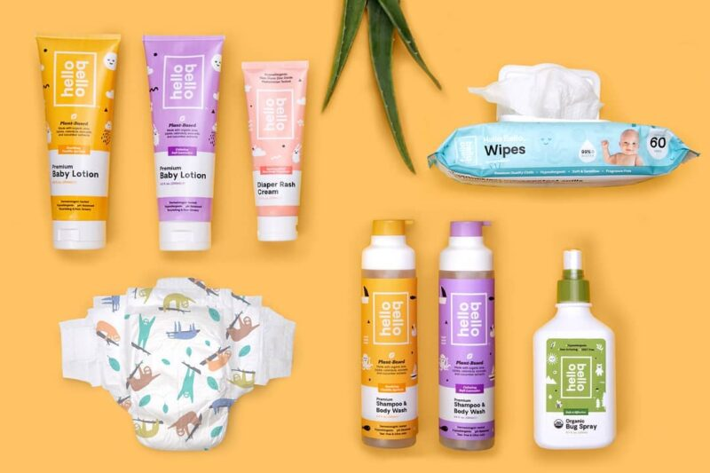 Safe, plant-based premium products for babes -affordable for all