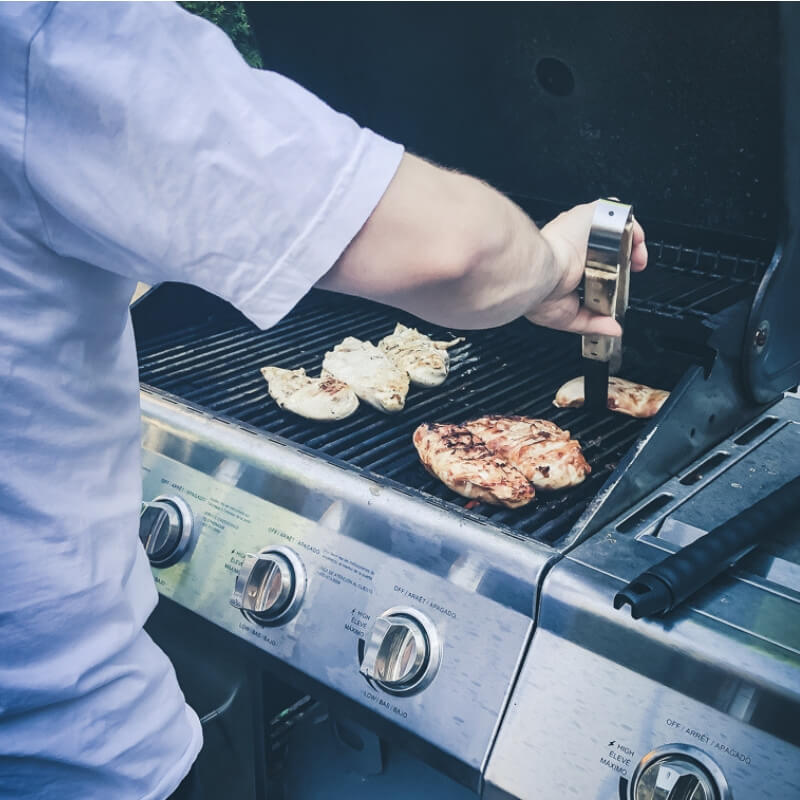 How to smoke meat with your propane grill + other awesome summer barbecue tips!