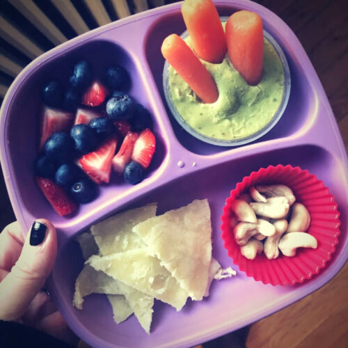 12 COLORFUL KIDS MEALS