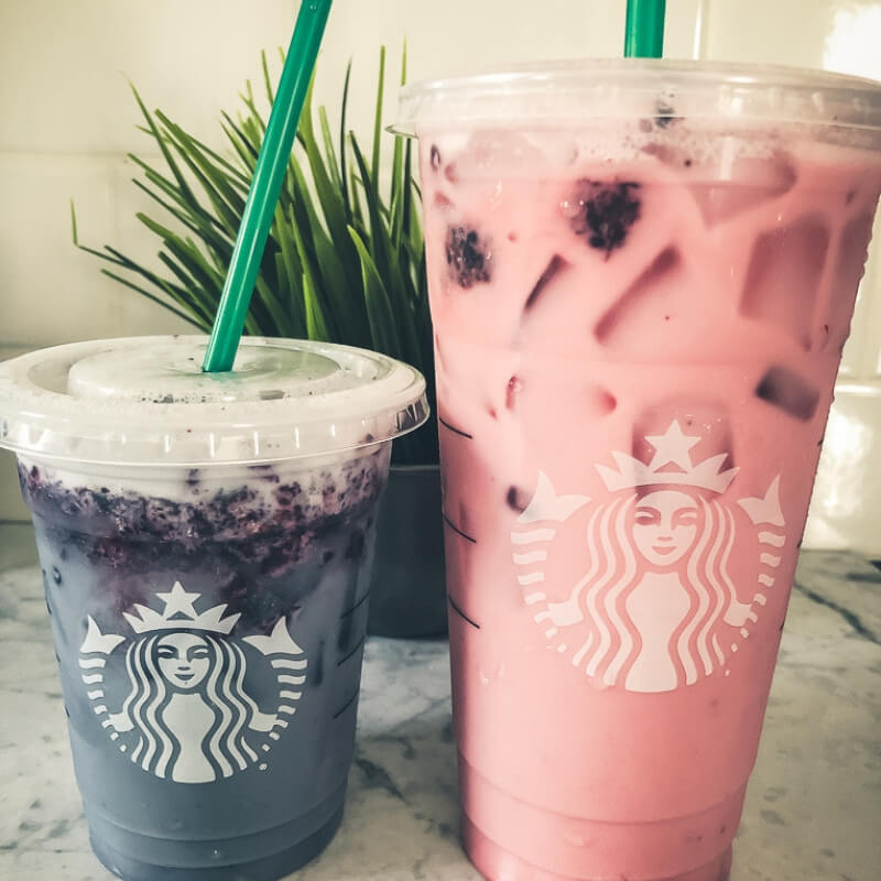 11 delicious Starbucks Drinks for kids