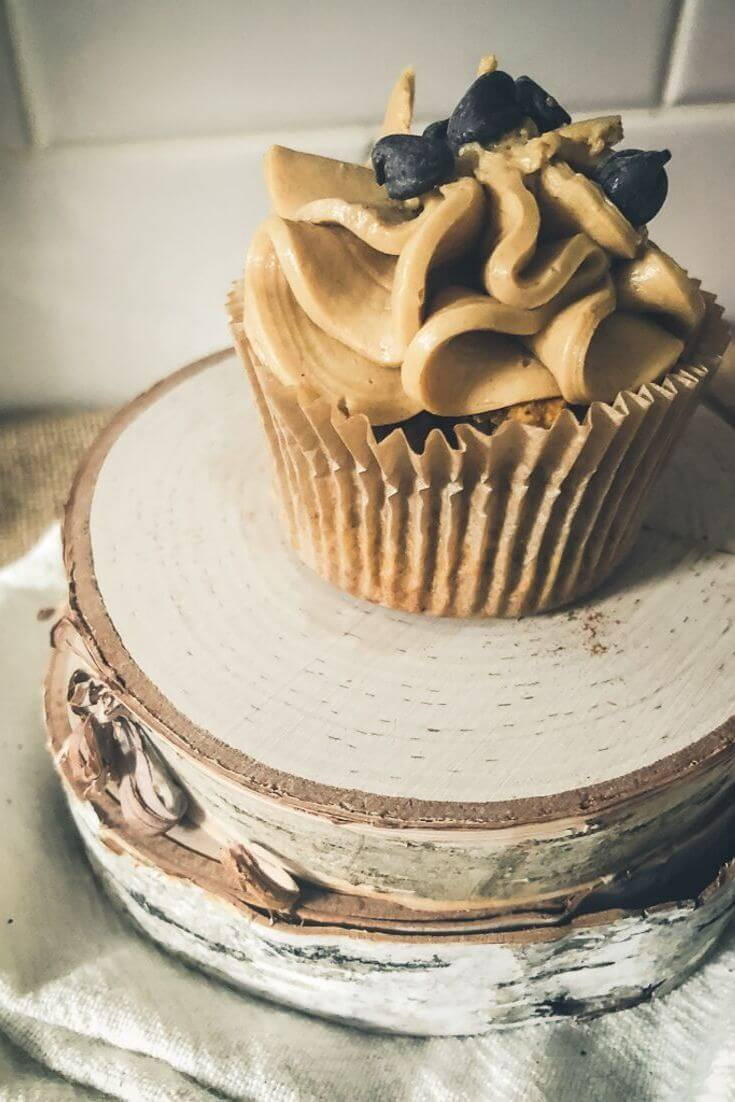Celebrate the Season with these Sugar Free Pumpkin Spice Latte Cupcakes
