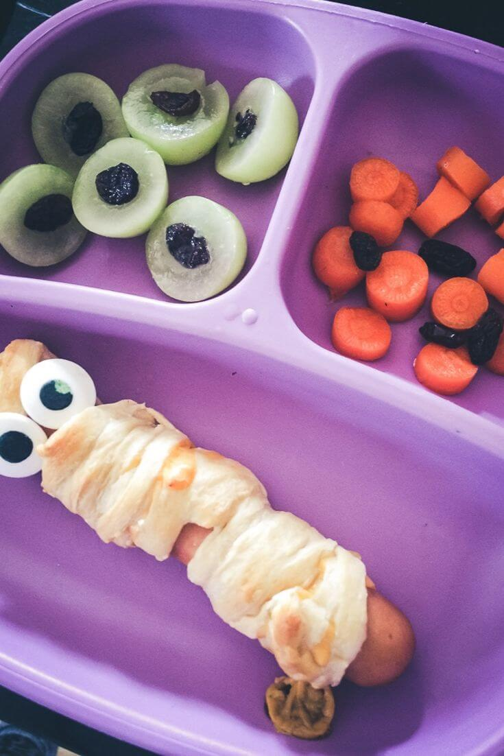 hese easy halloween food ideas will wow your kiddos