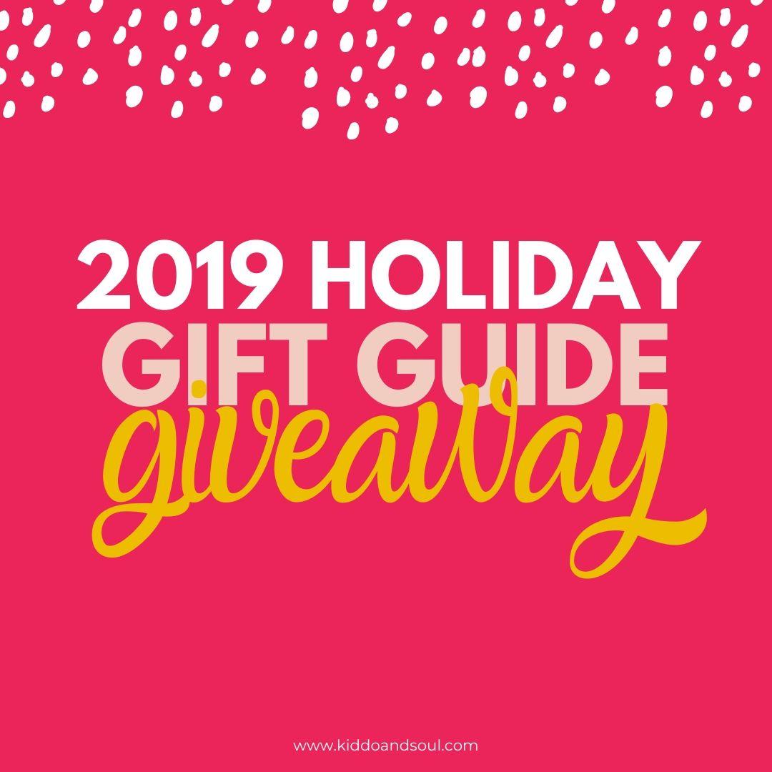 kiddoandsoul 2019 holiday gift guide social