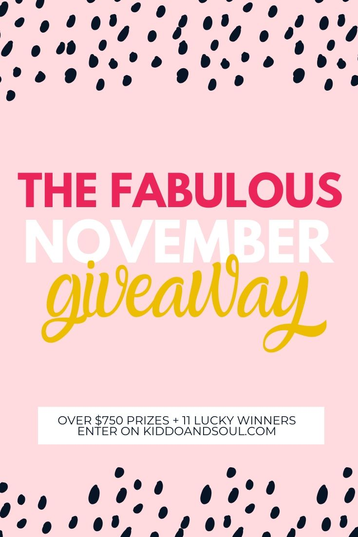 2019 HOLIDAY GIFT GUIDE_giveaway Nov11