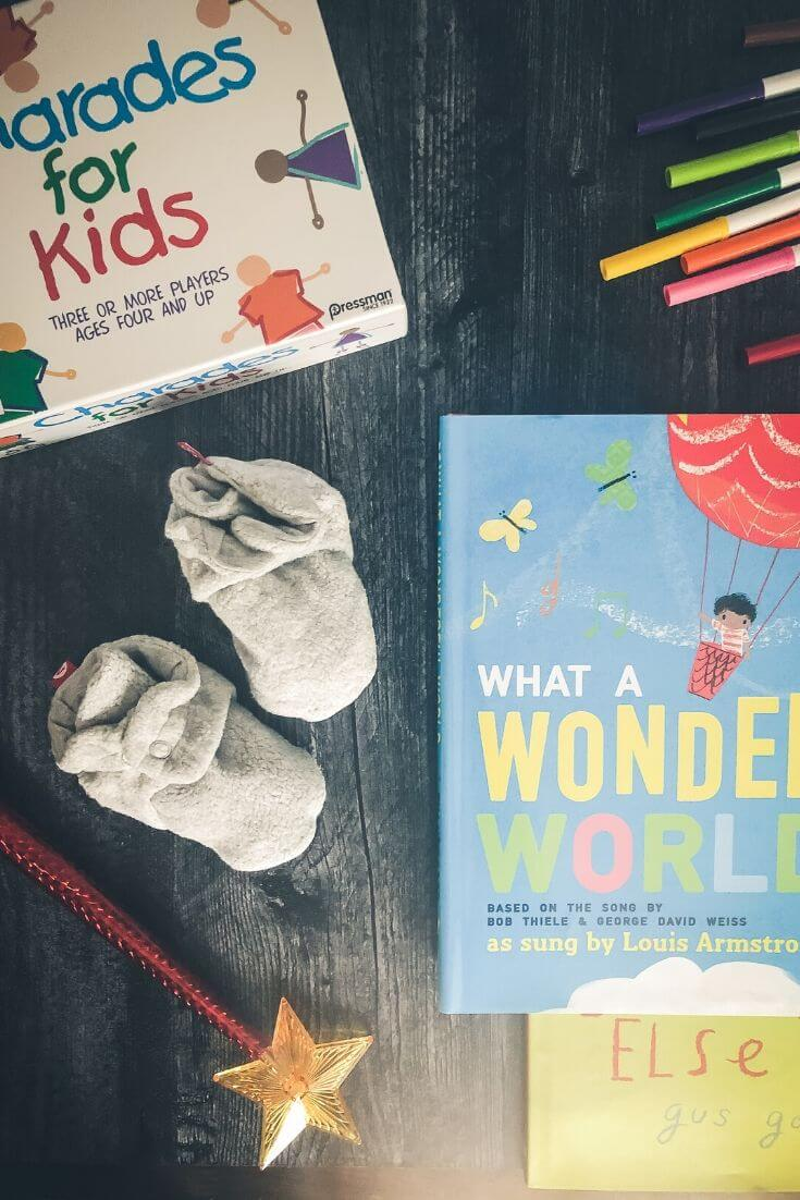 Easy art projects, craft kits and other cool gift ideas for babies and kids