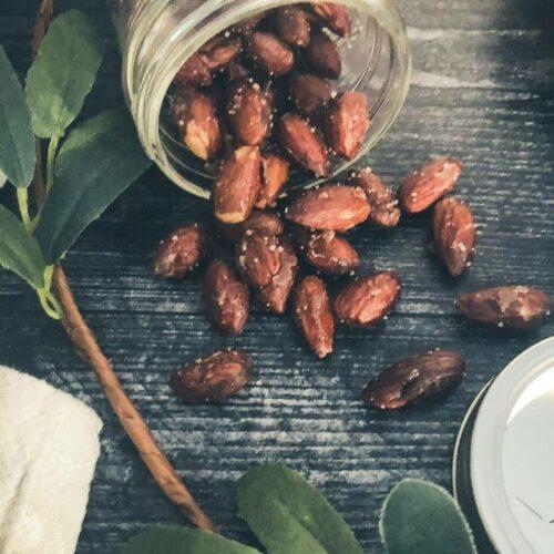 Sugar Free Candied Almonds