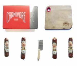 Meat Sampler Gift Tin