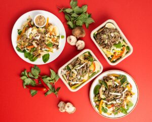 Kettlebell Kitchen Meal Delivery