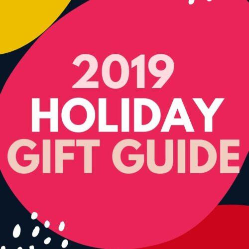 kiddoandsoul 2019 holiday gift guide