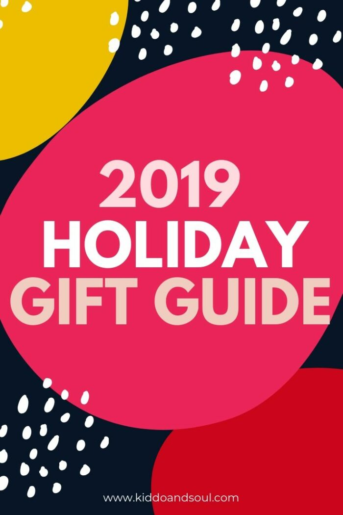The 2019 holiday gift guide is here: over 100 budget-friendly gift ideas!